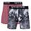"Thumbnail: Gametime Men's 6"" Tight Boxers (2 pieces)"