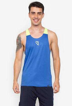Gametime Men's Runner Combi Singlet