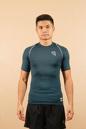 Gametime Men's Wrap Up Compression T-Shirt