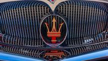 // the crown. maserati @autosaggio