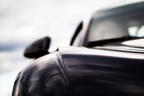 Dark and Mysterious. Bugatti @autosaggio