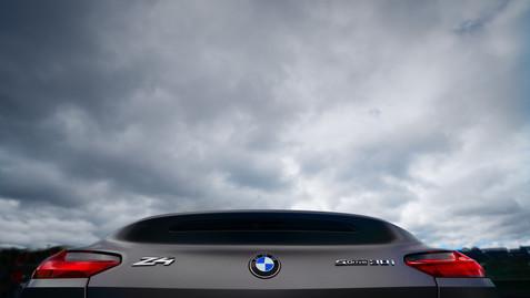// z4 storm upon us. bmw @autosaggio