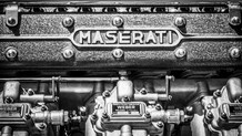 // the beauty of combustion. maserati @autosaggio