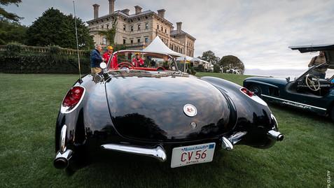 // star of the show. corvette @autosaggio