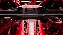 // el diablo rojo. c8 corvette @autosaggio