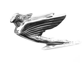 The Flying Goddess. Cadillac V16. @autosaggio