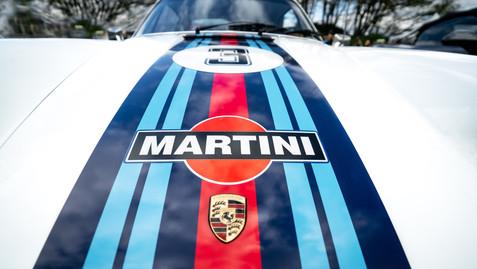 // racing stripes. porsche @autosaggio