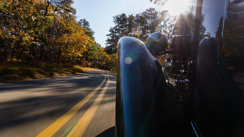 // sunday drive. triumph @autosaggio