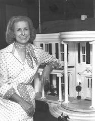 Marylou Whitney and her Dollhouses