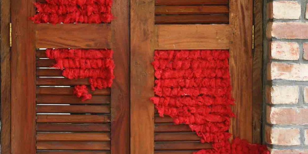 Yasmin Jahan - Artist Installation Opening