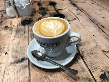 Carvetii Coffee