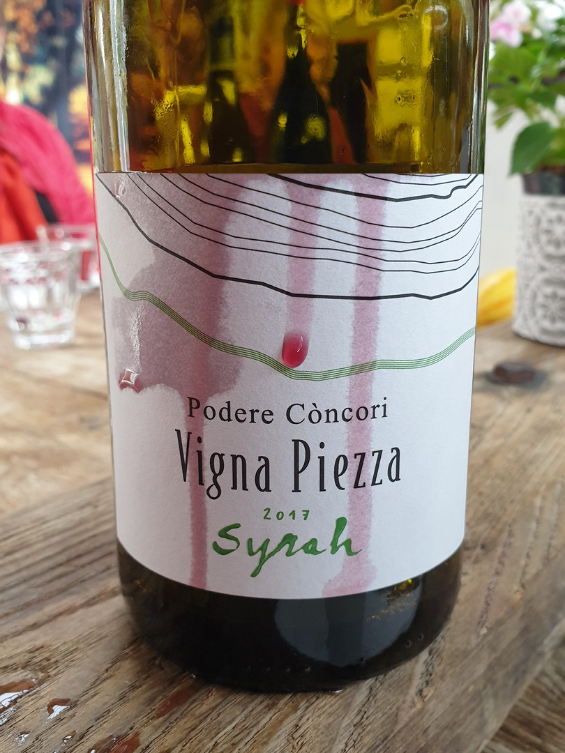 Vinprovning Concorì