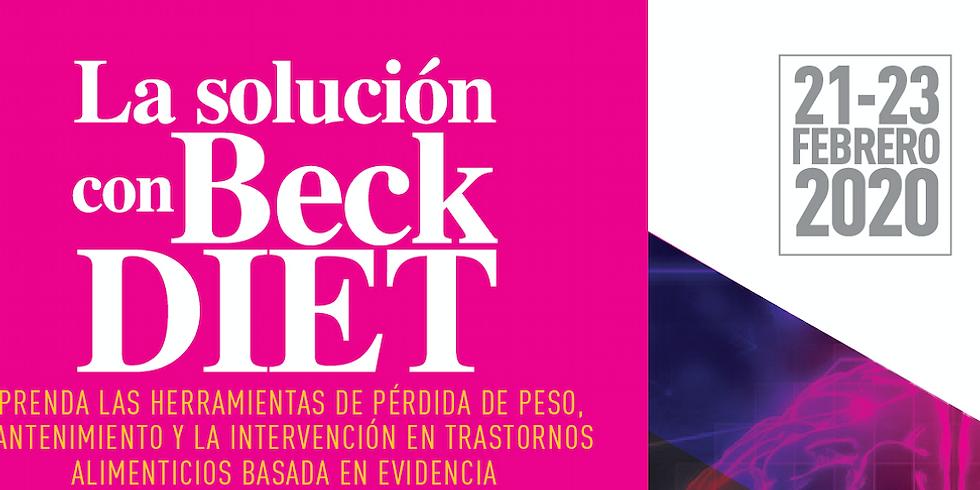 La solución con la Dieta Beck