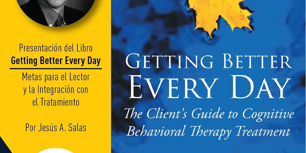 Presentación del Libro Getting Better Every Day