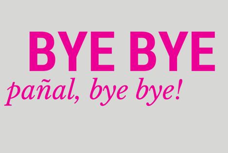 ¡Bye Bye Pañal!