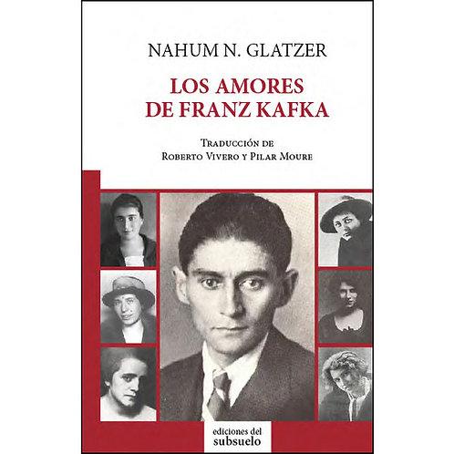 Los amores de Franz Kafka