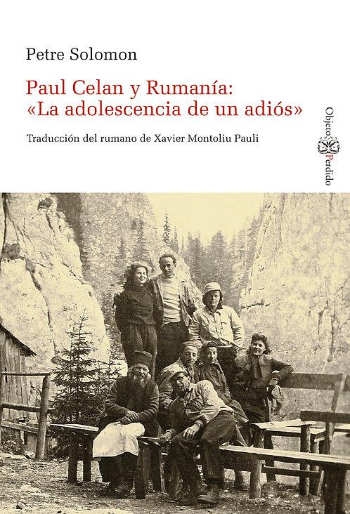 Paul Celan y Rumanía