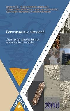 Pertenencia y alteridad. Judíos de América Latina