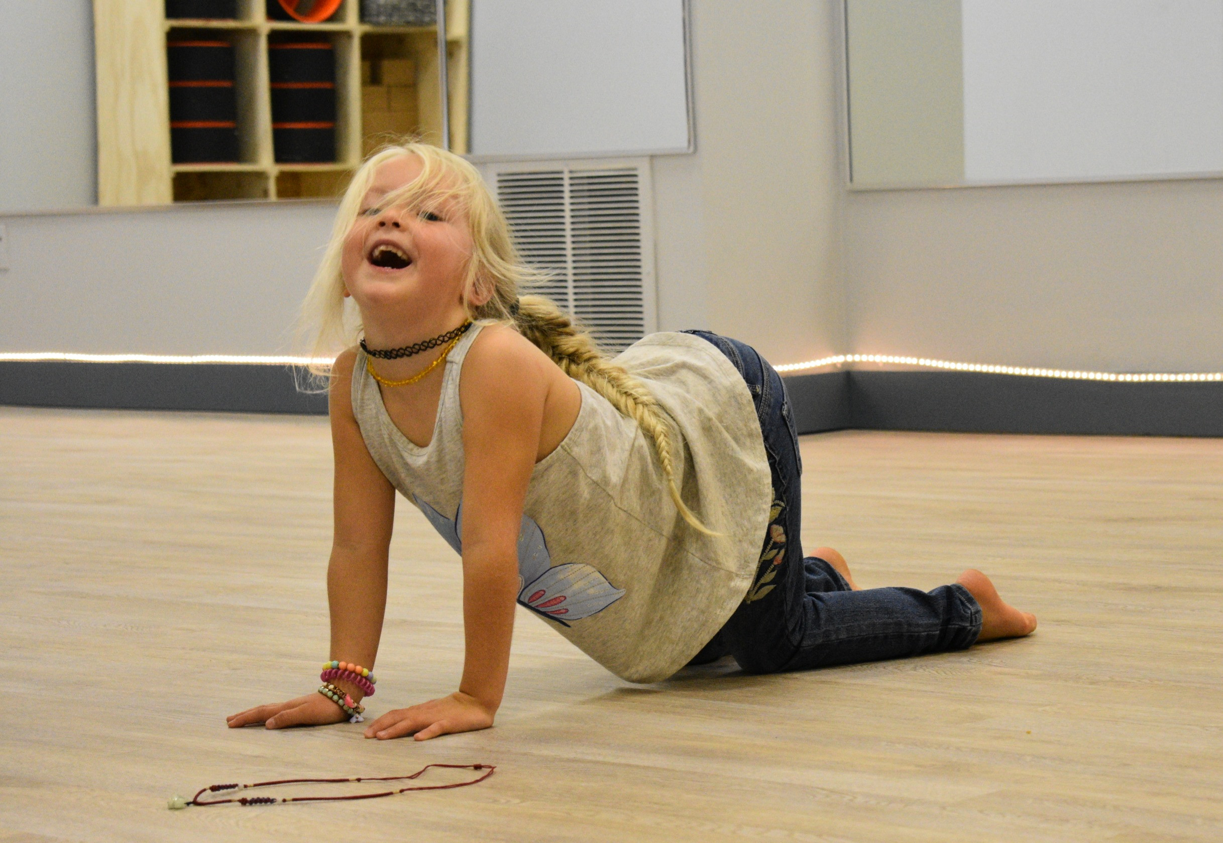 Yoga Time for Tots! (2-4yr olds)