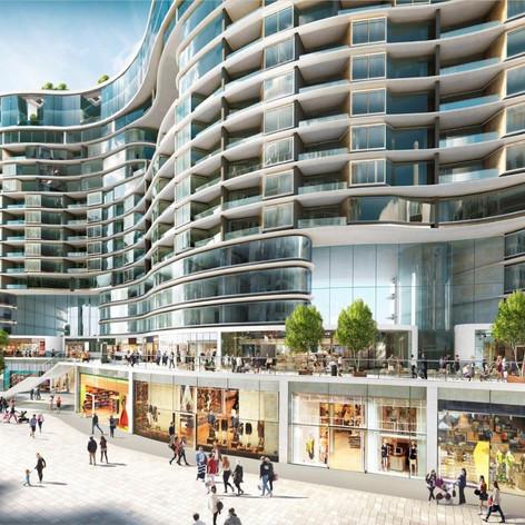 Battersea Powerstation Phase 3, London, UK