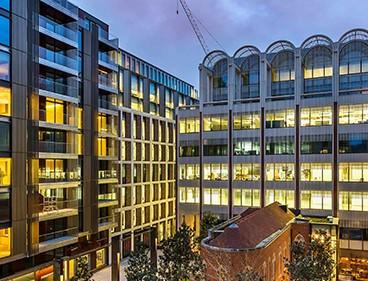 Fitzroy Place, London, UK