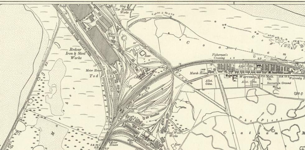 Ordnance Survey, 1930