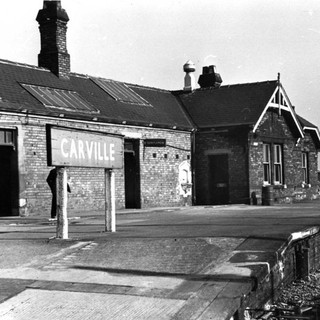 Carville Station, 1968