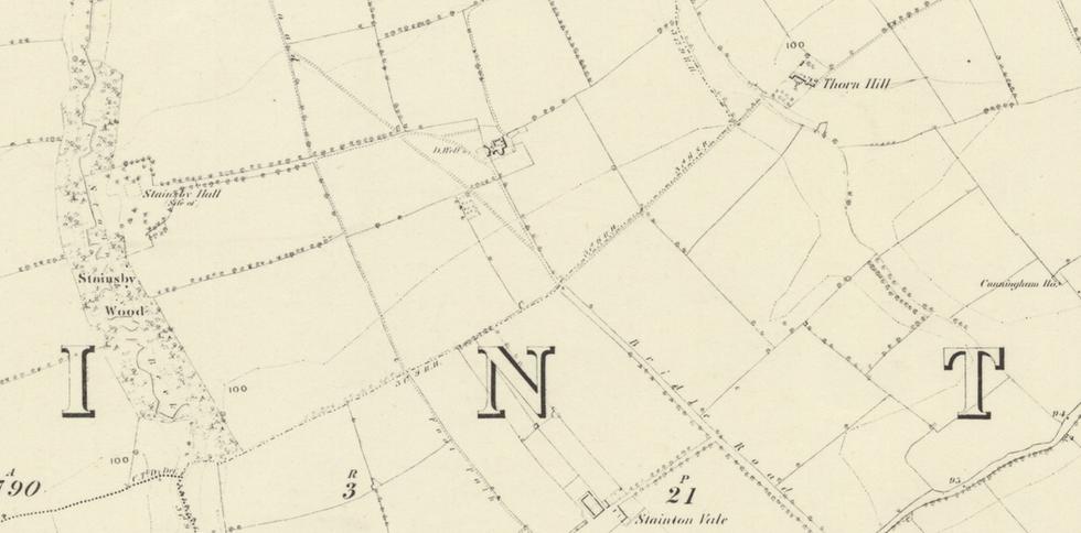 Ordnance Survey, 1857