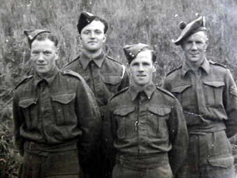 An Interview with my Dad, a Prisoner of War