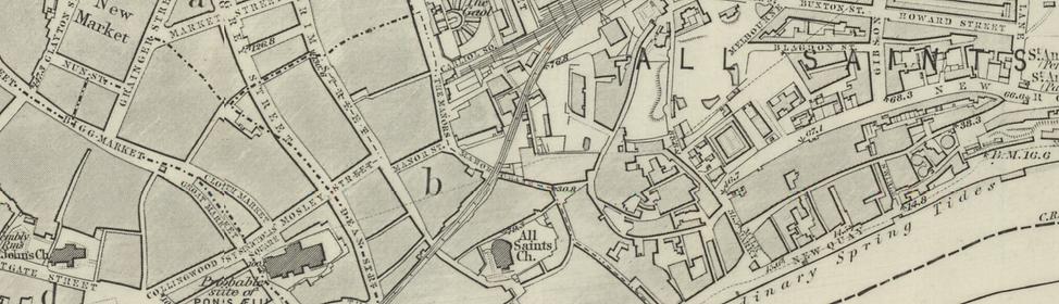 Ordnance Survey, 1864