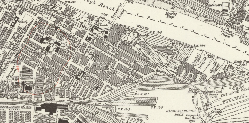 Ordnance Survey, 1923