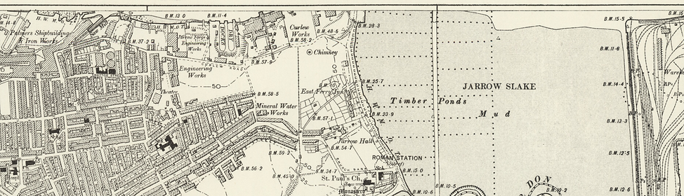 Jarrow Hill Chemical Works, 1898