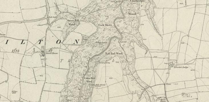 Ordnance Survey, 1856