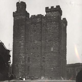 Castle Keep, 1890