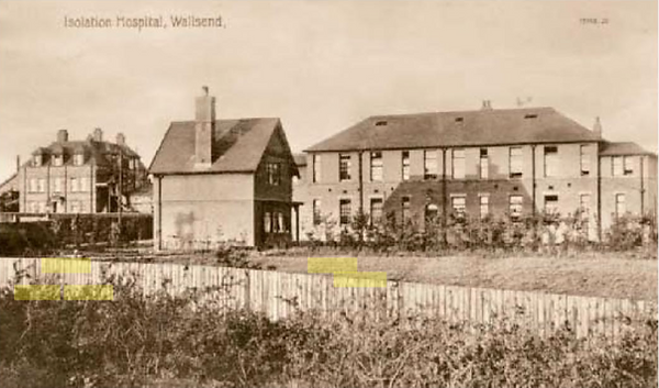 Hadrian Hospital, 1919