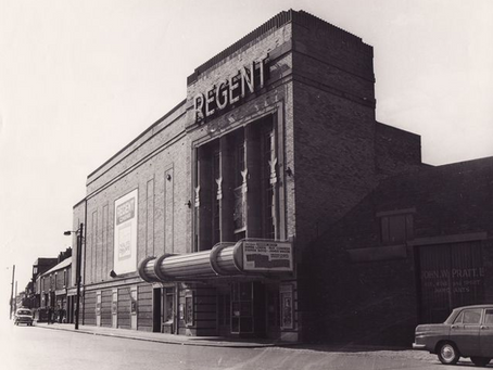 A South Shields Cinema during the Second World War