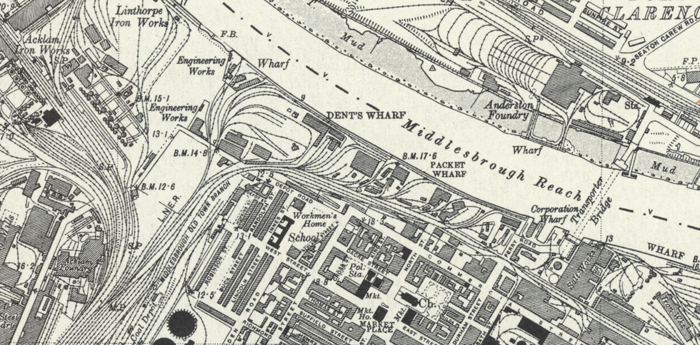 Ordnance Survey, 1947