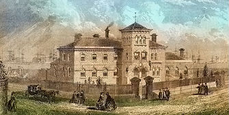 Orphanage, 19th Century