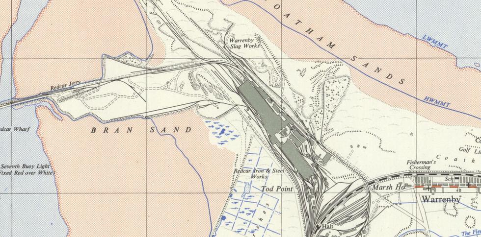 Ordnance Survey, 1954