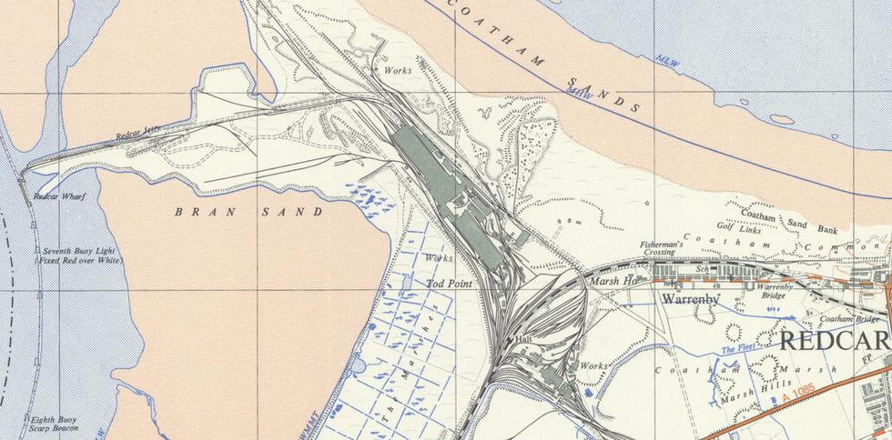 Ordnance Survey, 1965