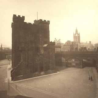 Castle Keep, 1900
