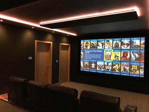 Home Cinema Installation Kent