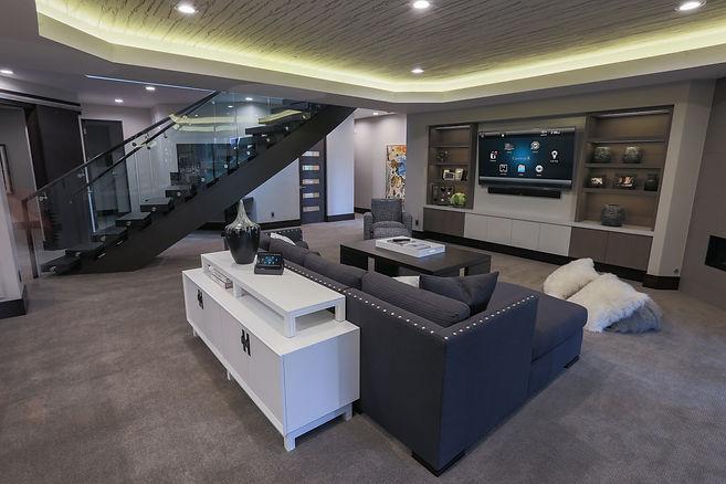 Home Cinema Media Room