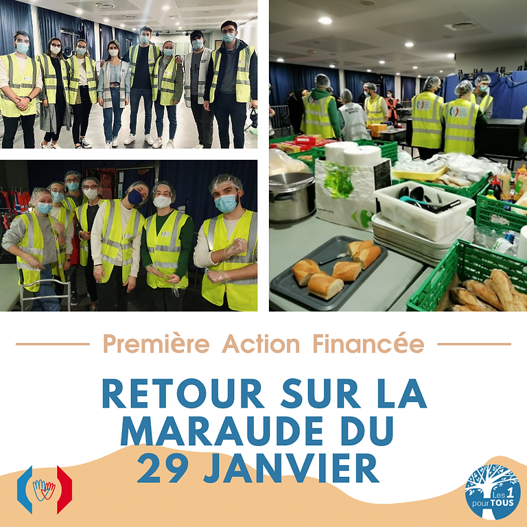 Maraude Association Humanitaire de Montpellier