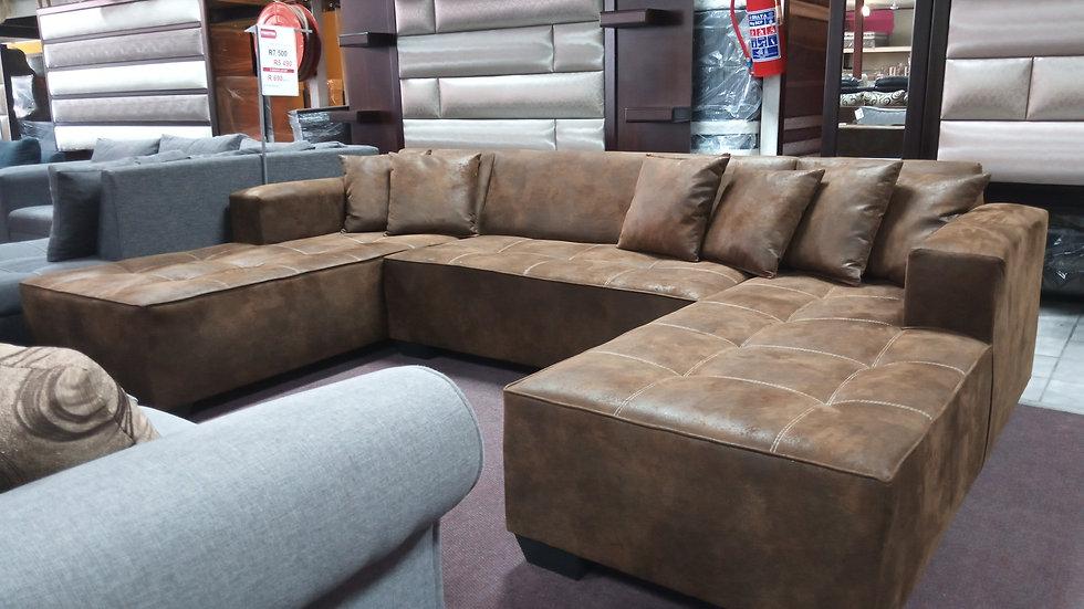 Elliot Mini U-shaped Couch