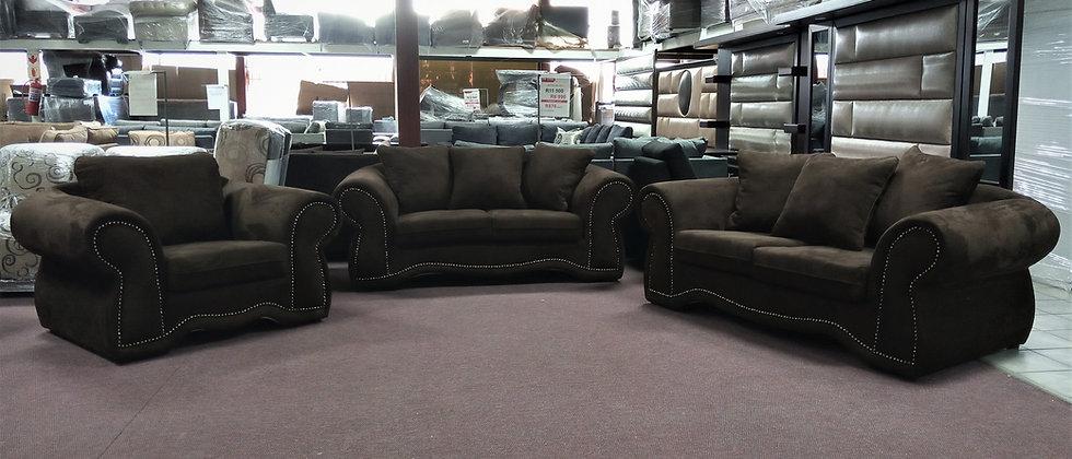Jessica 3 piece Lounge Suite