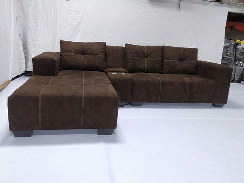 CINEMA L/SHAPED COUCH
