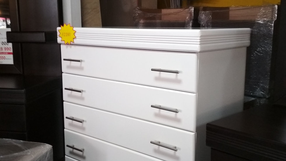 Princess 5 drawers Chest