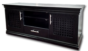 Da Vinci 150CM Net Doors Plasma Stand.pn