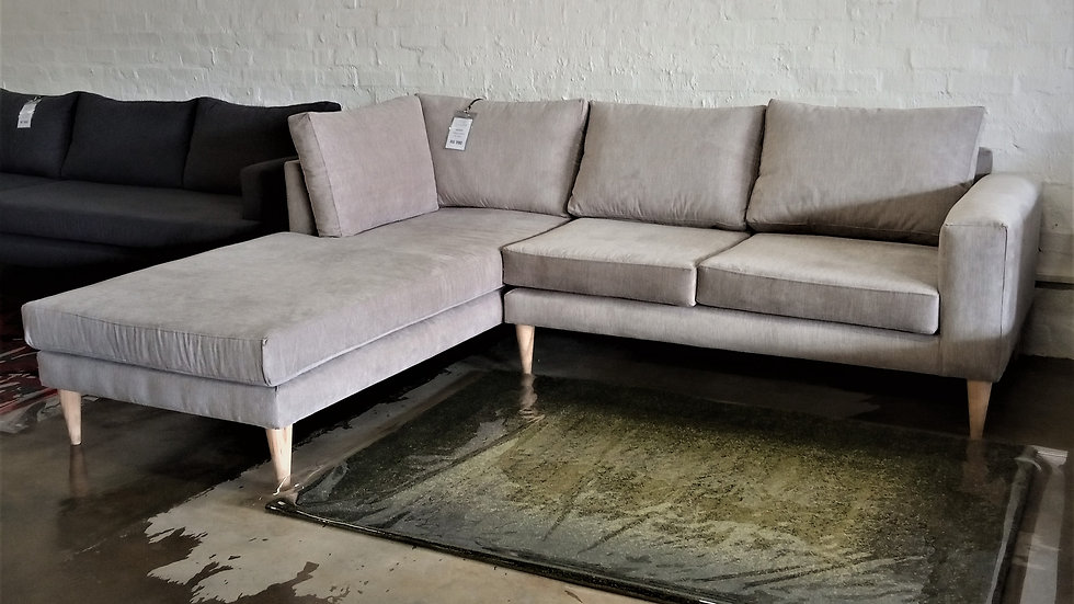 Regent L-Shaped Couch